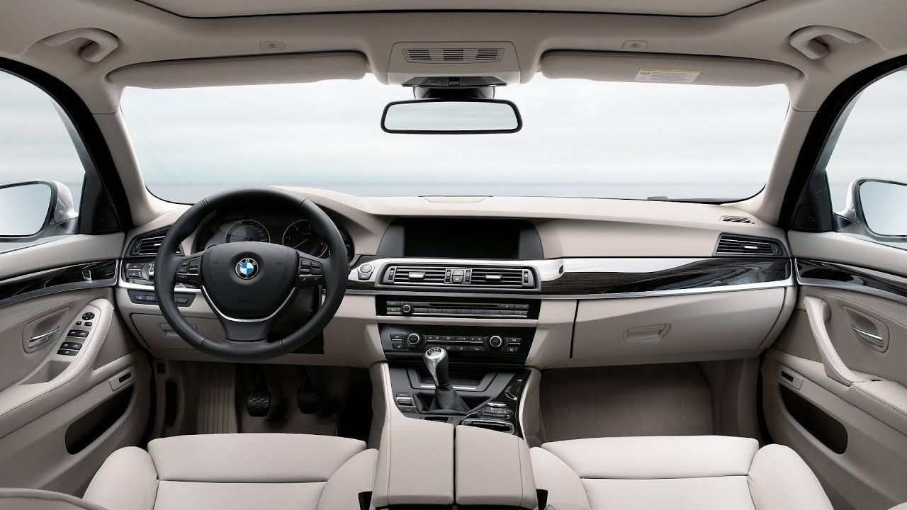 Bmw F11 520d Touring Interior Design And Engine Bmw F11 520d