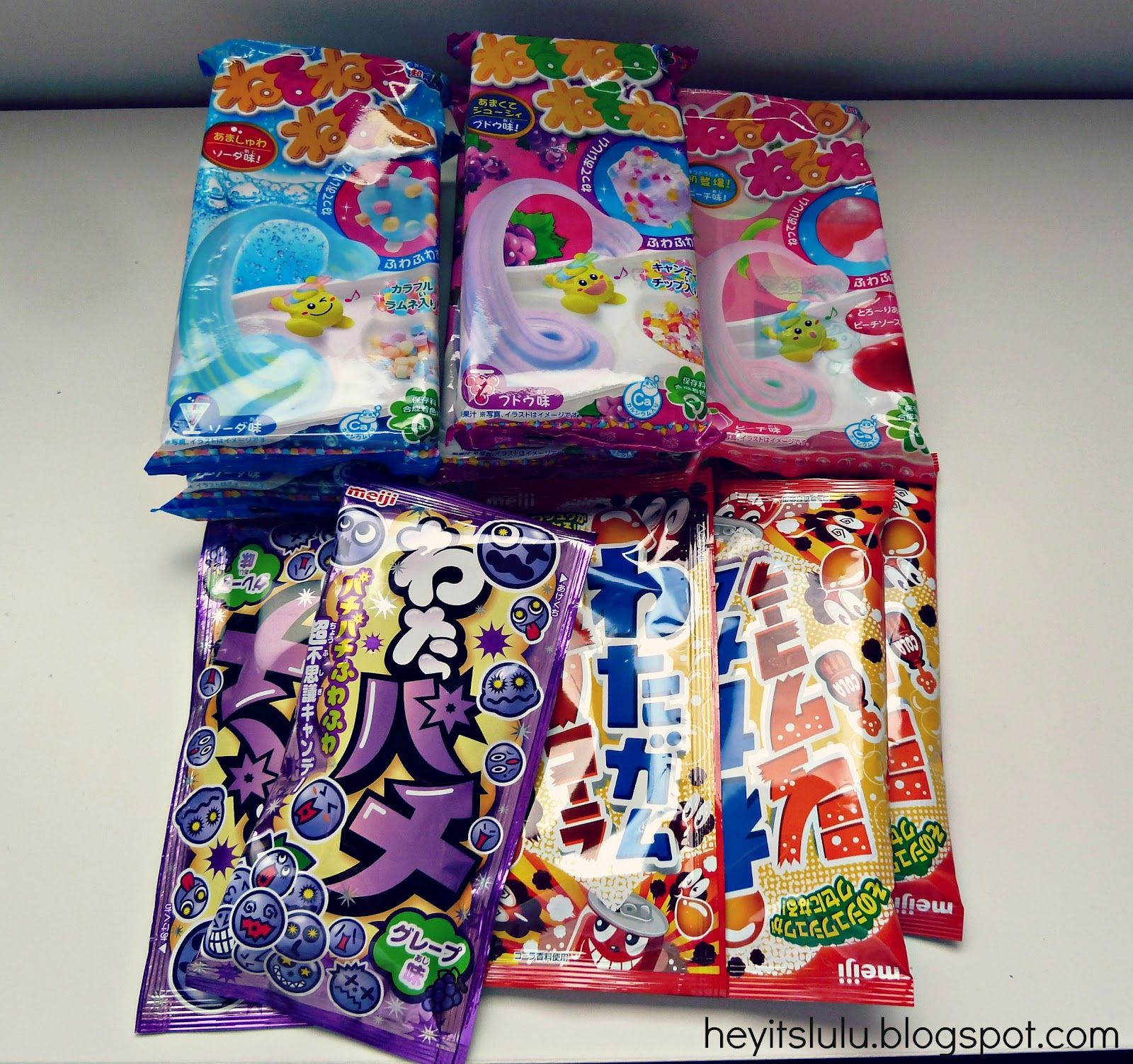 Fun Japanese Candy (With images) Japanese candy, Chinese
