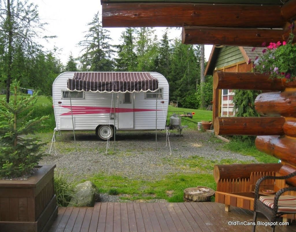 """Vintage Travel Trailers: How to Make a """"Vintage"""" Travel ..."""
