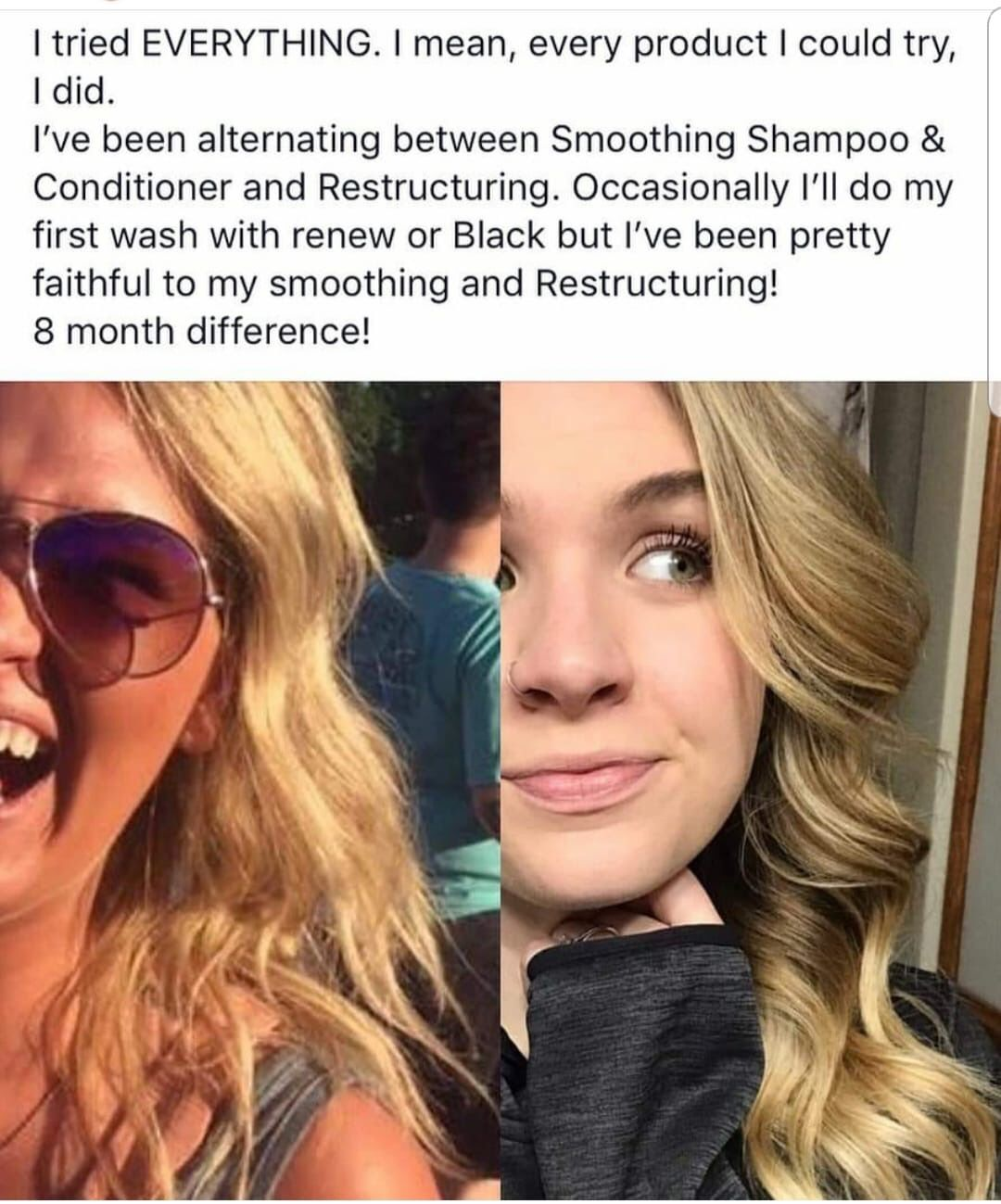 Pin by The Lisa Bengry on Monat Smoothing shampoos