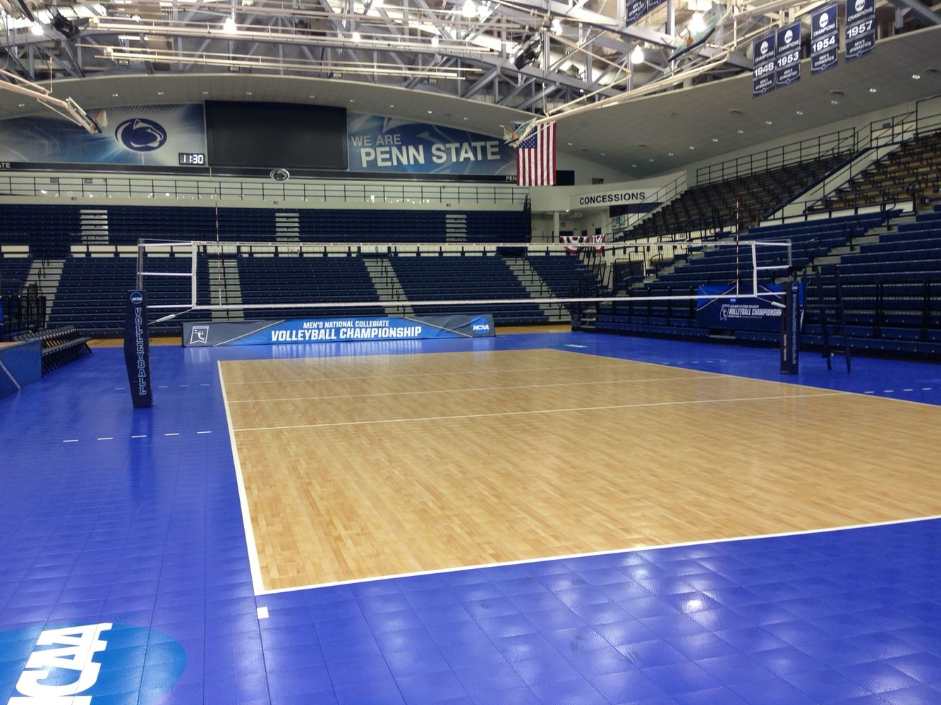 2016 Men S Ncaa Volleyball Championship Volleyball Volleyball Net