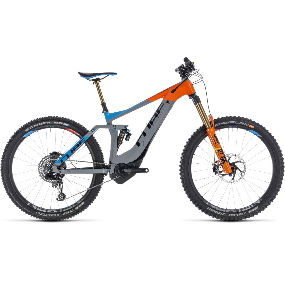 Cube Stereo Hybrid 160 Action Team 500 2018 Electric Mountain Bike Electric Mountain Bike Bike Road Mountain Bike