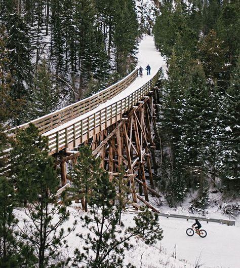 Photo of Aventura de invierno en las Black Hills
