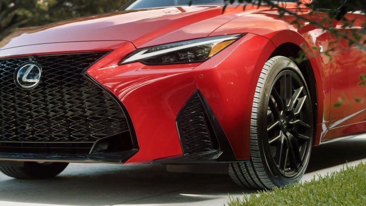 All New 2021 Lexus Is 350 F Sport Interior Exterior View Lexus Lexus Cars Sports