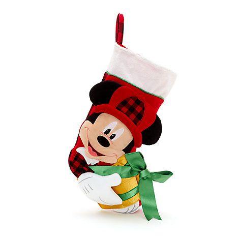 mickey mouse christmas stocking - Mickey Mouse Christmas Stocking