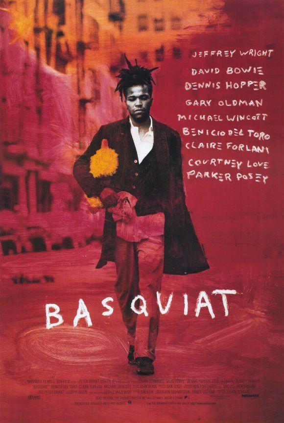Basquiat 11x17 Movie Poster (1996) | Basquiat film, Jean michel basquiat,  Basquiat