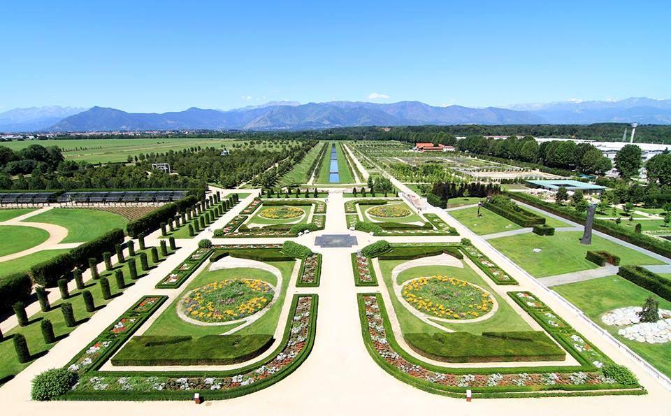 giardinireggiaVenaria,TO,Piemonte,Italia. Reggio