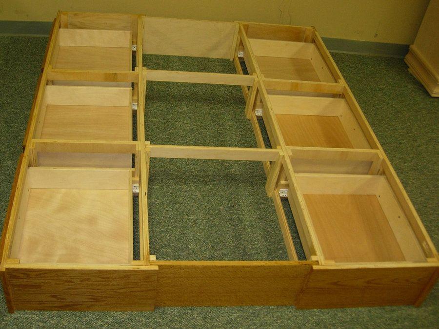 6 Drawer Bed Pedestal Bed Woodworking Plans Bed With Drawers Sketchup Woodworking Plans