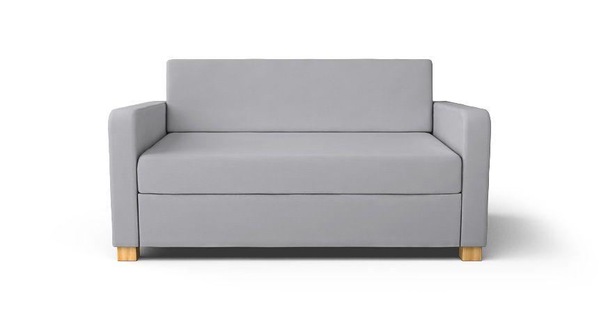Solsta Sofa Bed Cover Beautiful Custom Slipcovers Comfort Works With Images Solsta Sofa Bed Sofa Bed Sofa Bed Dimensions