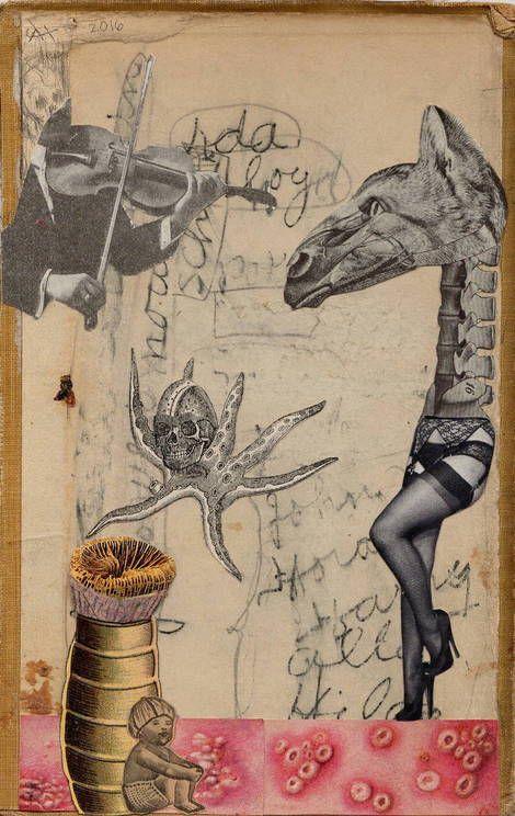 John Hundt, Siren Of The Sea   2016 on ArtStack #john-hundt #art