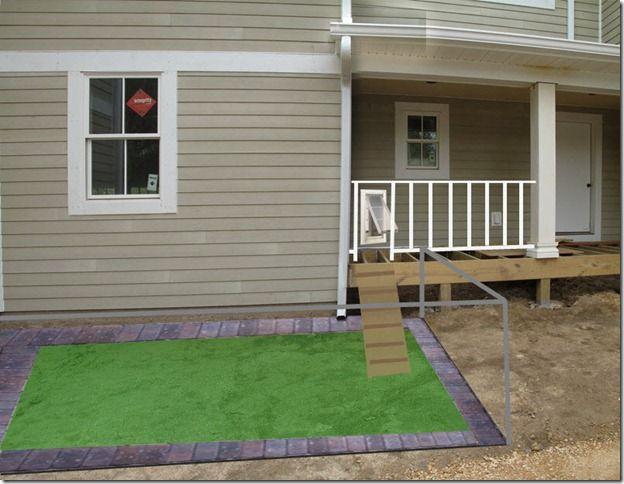 Breezeway Dog run 3 thumb[1].jpg 624×484   Backyard ...