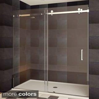 Lesscare Ultra B Semi Frameless Sliding Shower Doors Bathroom In