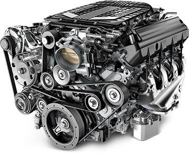 The Supercharged Lt4 Engine For The 2016 Corvette Z06 Corvette