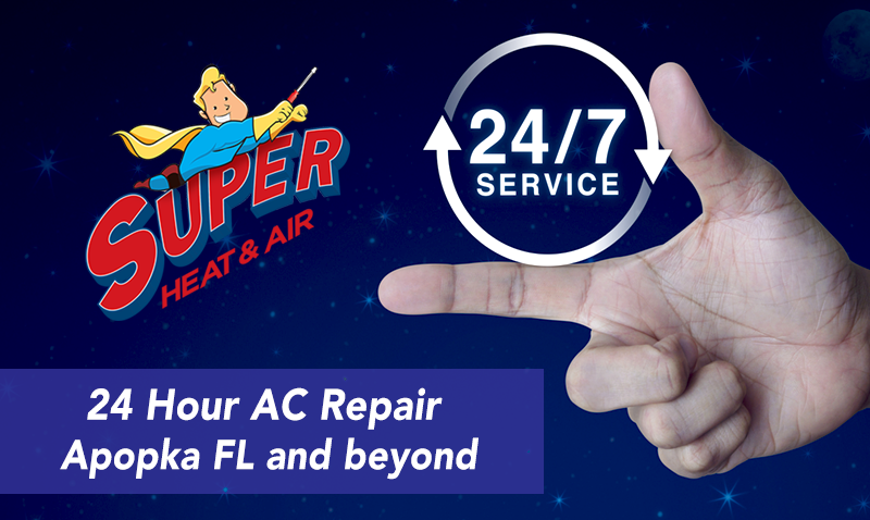 24 Hour Ac Repair Apopka Fl Lake Mary Winter Park Central Florida