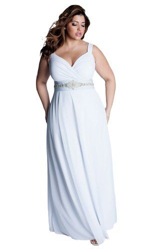 Plus Size Wedding Dresses To Make You Look Like A Queen White