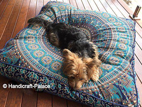 Square Elephant Mandala Floor Pillow Indian Cushion Cover... https://www.amazon.com/dp/B01MTKSPWY/ref=cm_sw_r_pi_dp_x_BxpQybXZGEZF6