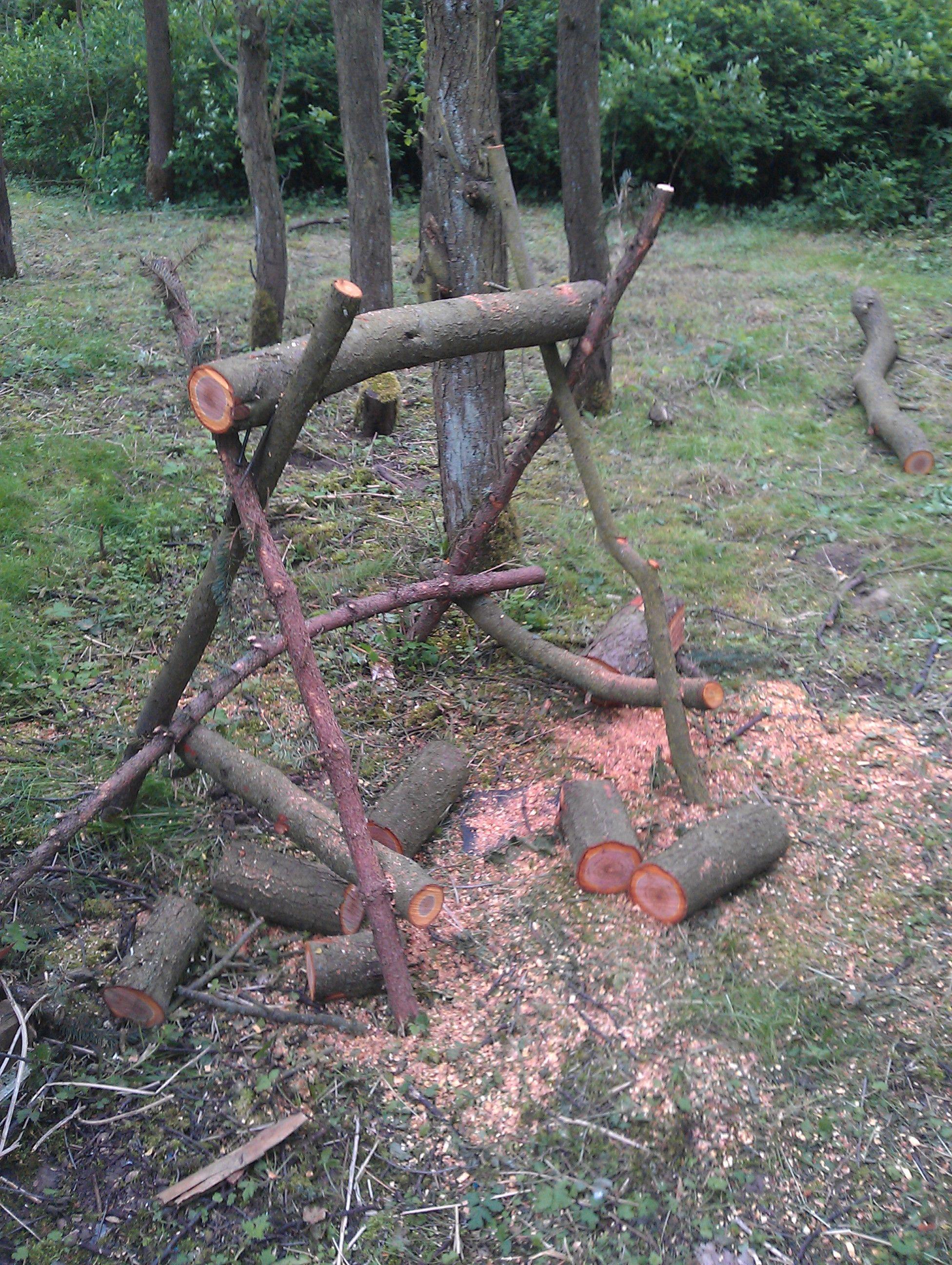 sägebock bauen bauanleitung zum selber bauen | heimwerker-forum
