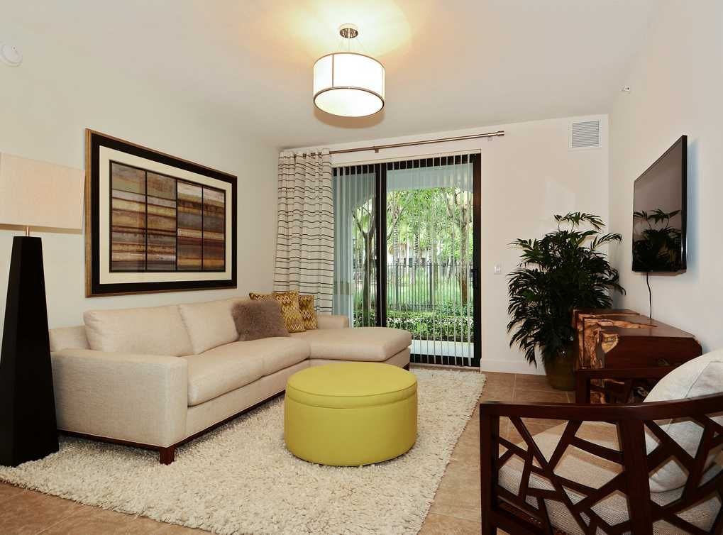 Spacious floor plans are available at AMLI Toscana Place