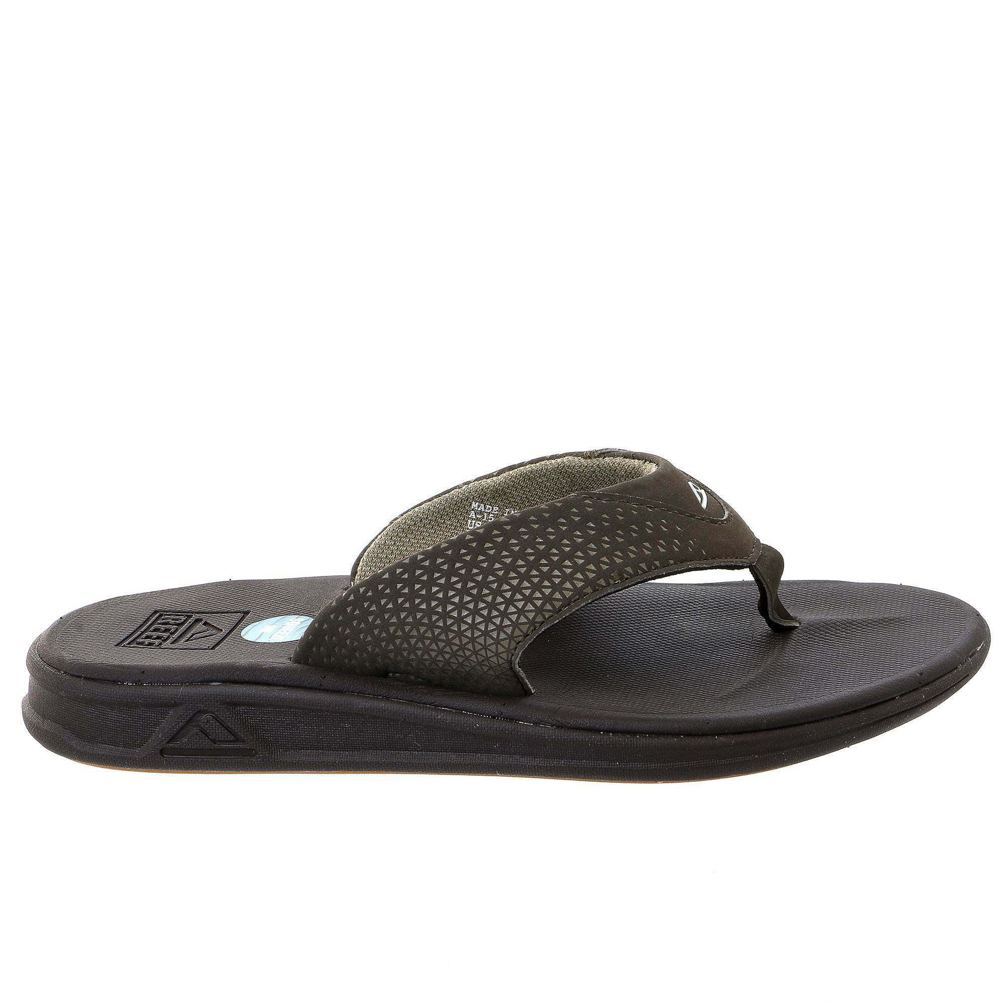 08bbfc12b4f3 Reef Rover Thong Flip Flop Sandal Shoe - Mens