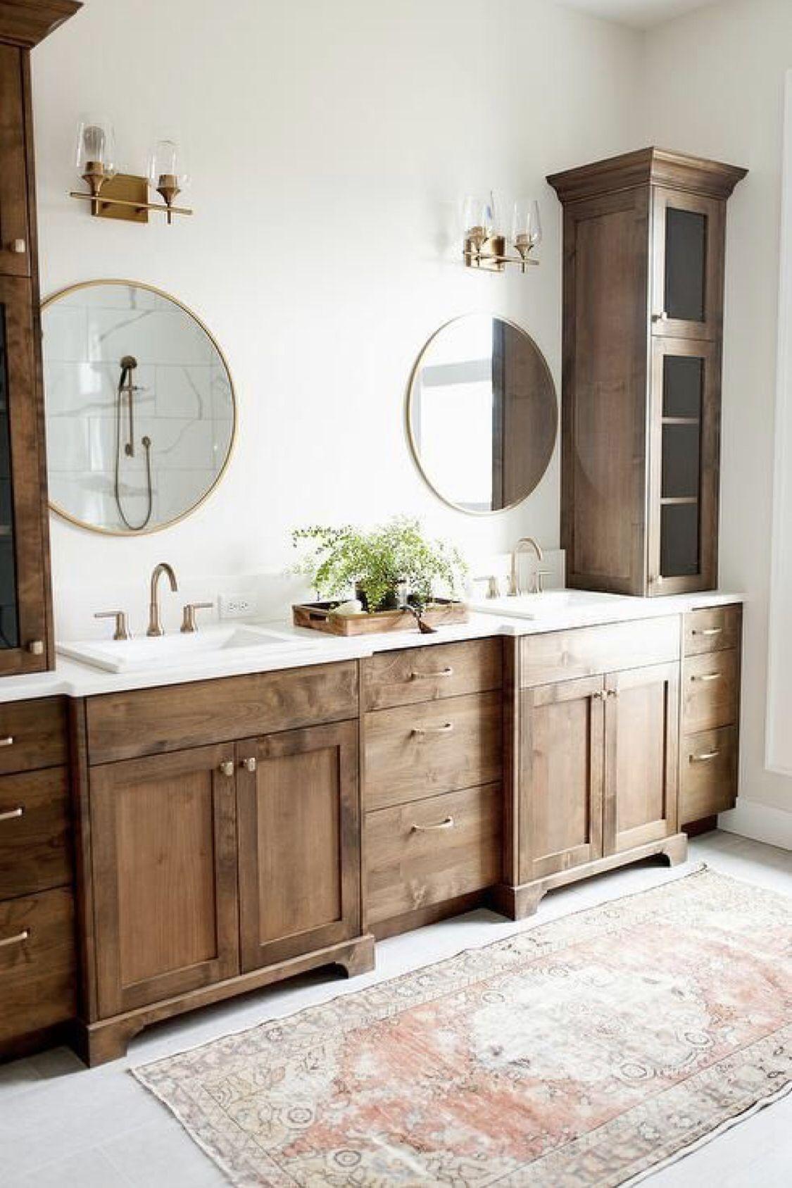 Master Bathroom Vanity Bathroom Decor Home Bathrooms Remodel [ 1687 x 1125 Pixel ]