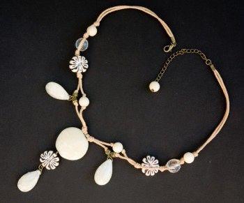 ideas leather cord necklace design ideas - Necklace Design Ideas