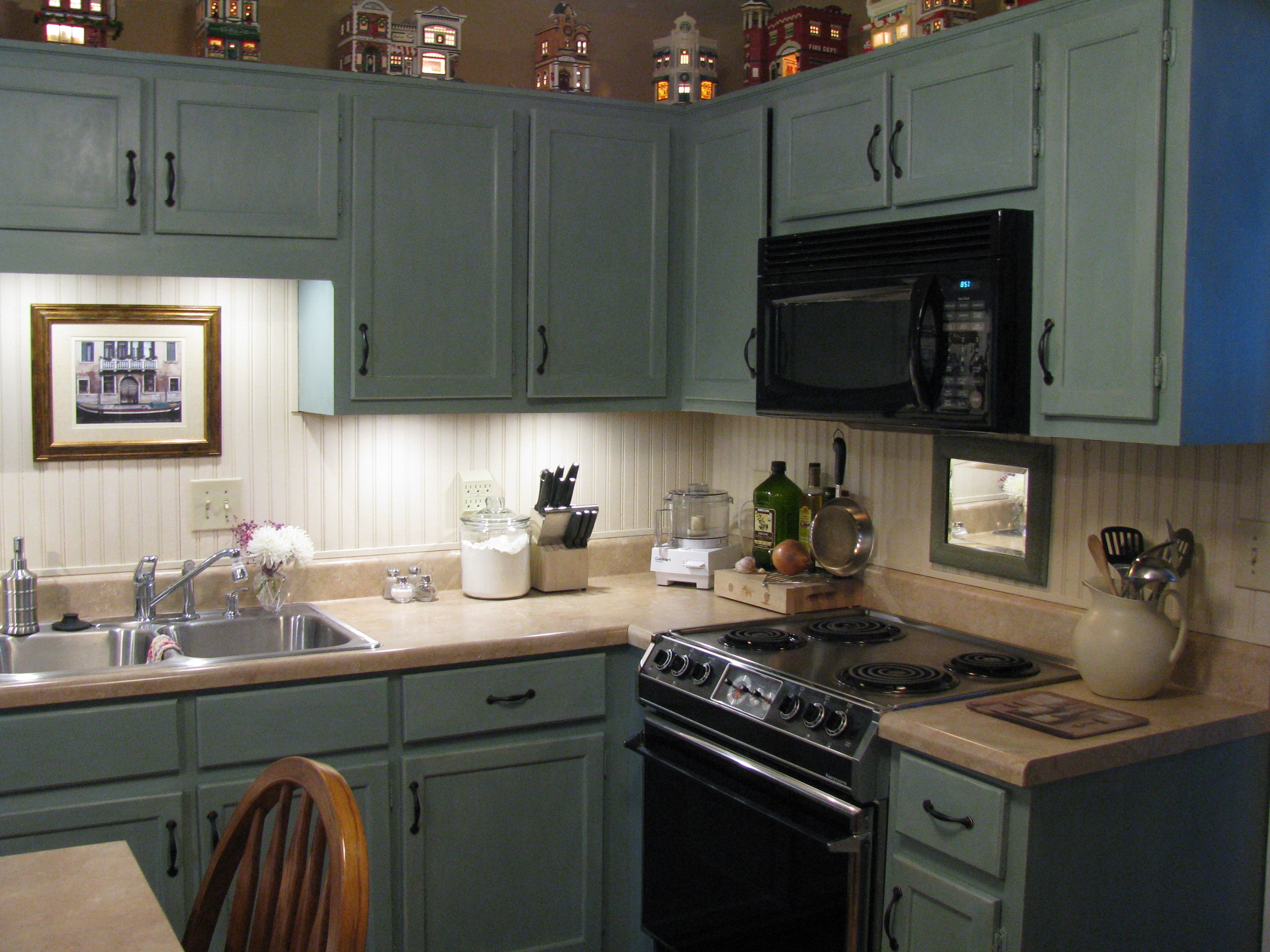 Uncategorized Duck Egg Blue Kitchen Appliances wow my old ugly cheap oak cabinets never looked so good kitchen reno