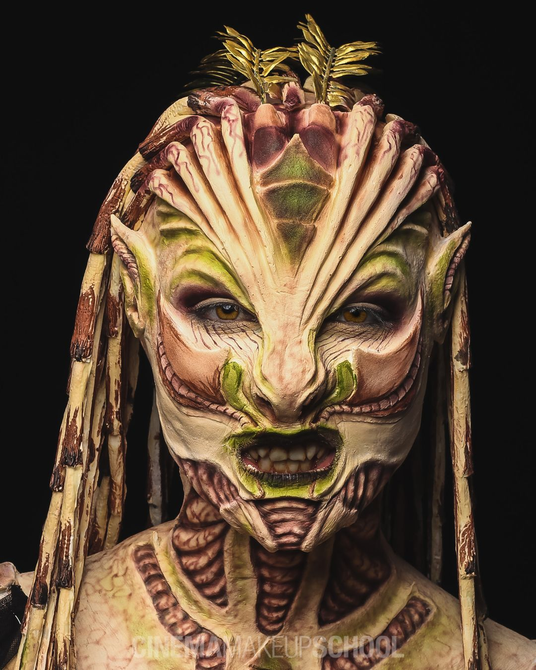 Pin on Special Makeup Effects