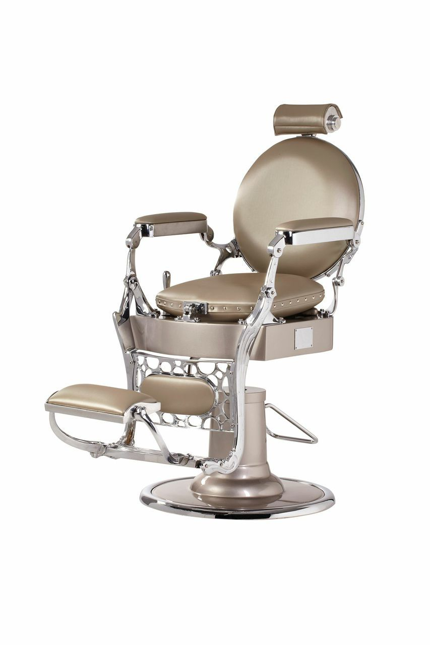The Vintage barber chair is a quality bespoke barber chair handmade to client specification  www salonfurniture co uk is part of Barber chair -
