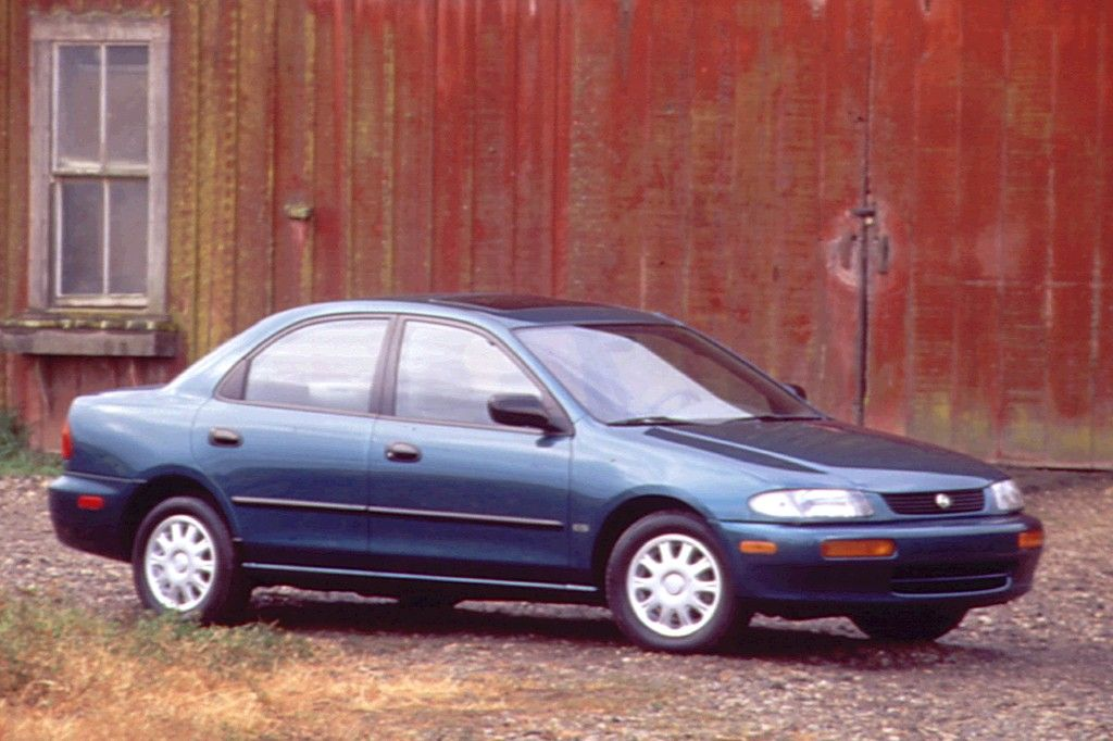 Mazda Protegé (BA) '199498 in 2020 Car, Mazda protegé