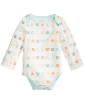 af1ca49845c First Impressions Baby Boys Graphic-Print Bodysuit
