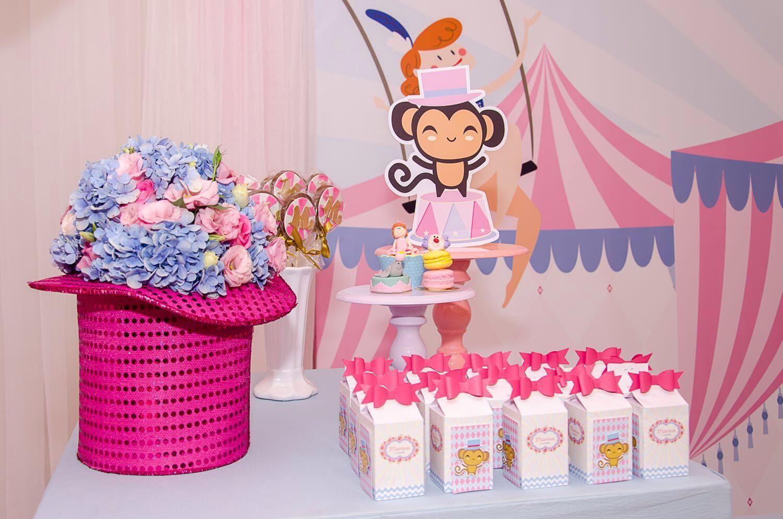 Pin de Tati Caeiro en Festa da Alice | Pinterest | Circo, Cumple y ...