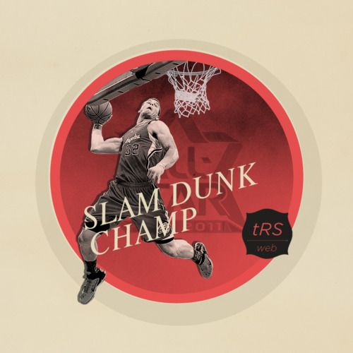 tRS-WS #33 - Slam Dunk Champ - Feb 2011 (photo by: Kevork Djansezian)