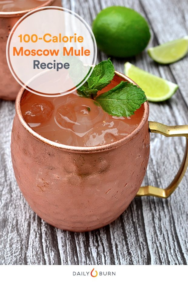 moscow mule recipe diet ginger beer