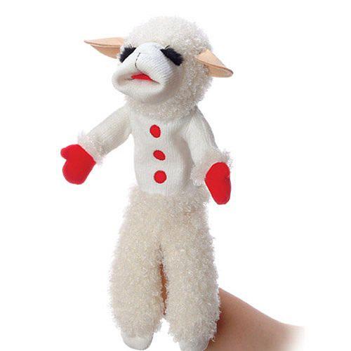 17 Inch Talking Lamb Chop Puppet Lamb Chop Puppet Lamb Chops