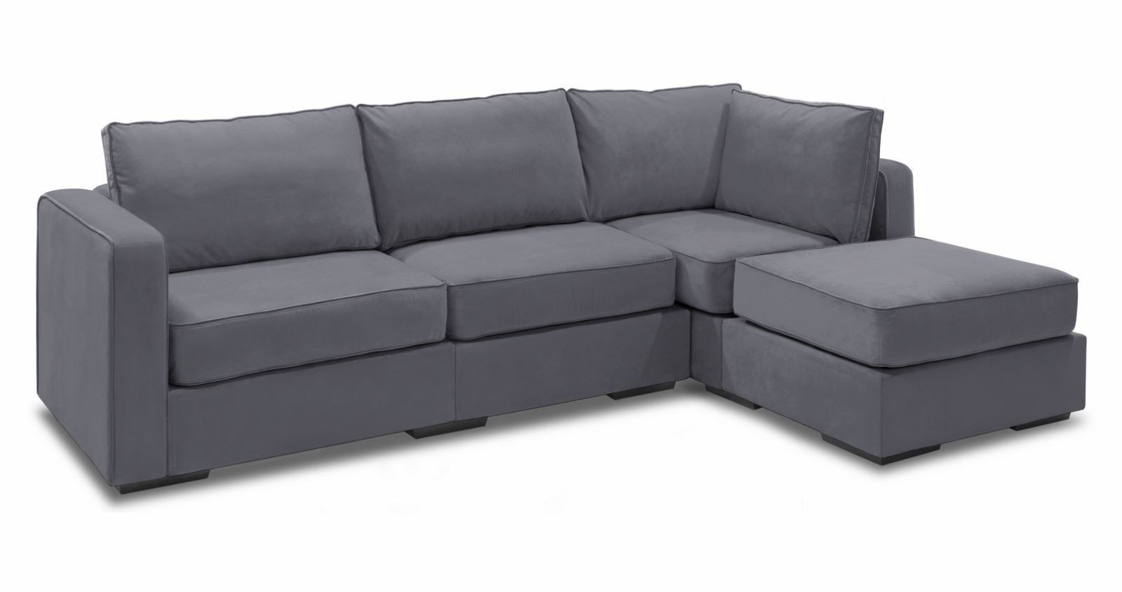 Terrific Chaise Sectional Couch 4 Seats 5 Sides Millers Esd In Ibusinesslaw Wood Chair Design Ideas Ibusinesslaworg