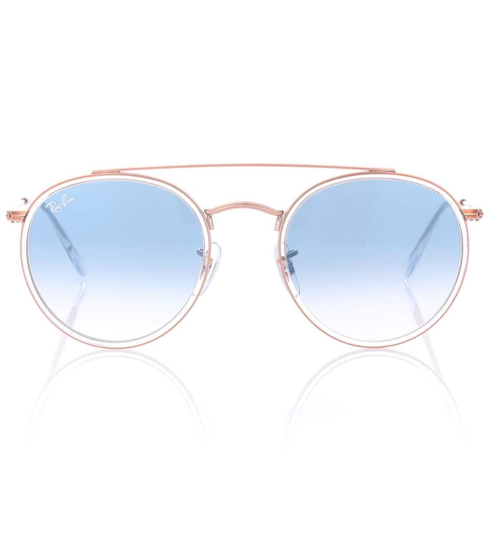 4590091bda best price ray ban round double bridge sunglasses. rayban 927ee 4c99e