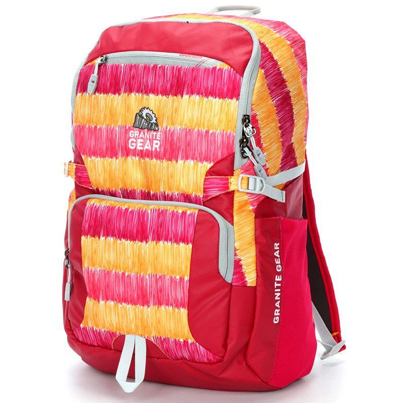 91c8a69bda Vodě odolný barevný cestovní a školní batoh - Granite Gear 7055 ...
