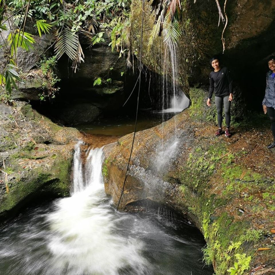 Kampung Bidak Padawan Waterfall Outdoor Water