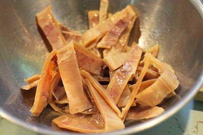 Dried Squid Porridge - Cháo mực khô