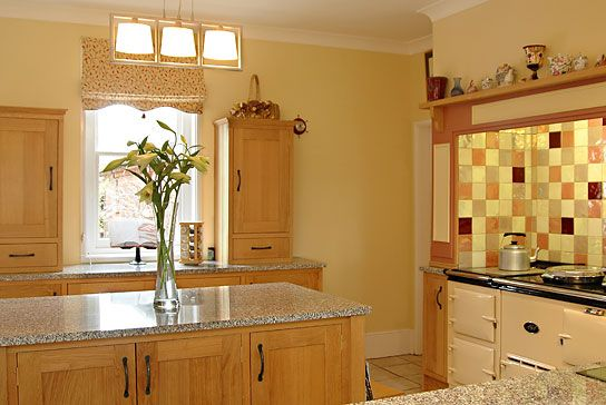 oak kitchens Hand made oak kitchens from Country Carpentry
