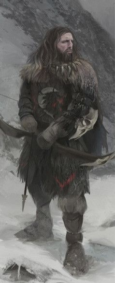 Ice River Clans Fantasy Characters Medieval Fantasy