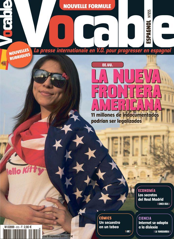 Vocable Espagnol n°655 du 05/09/13 | Espagnol, Idées pour salles de classe, Abonnement magazine