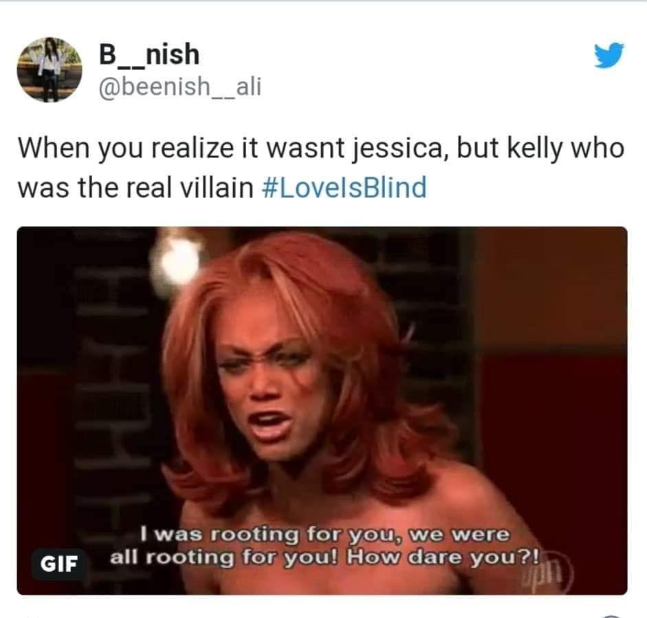 Netflix Love Is Blind Memes Funny Memes Memes Meme Show