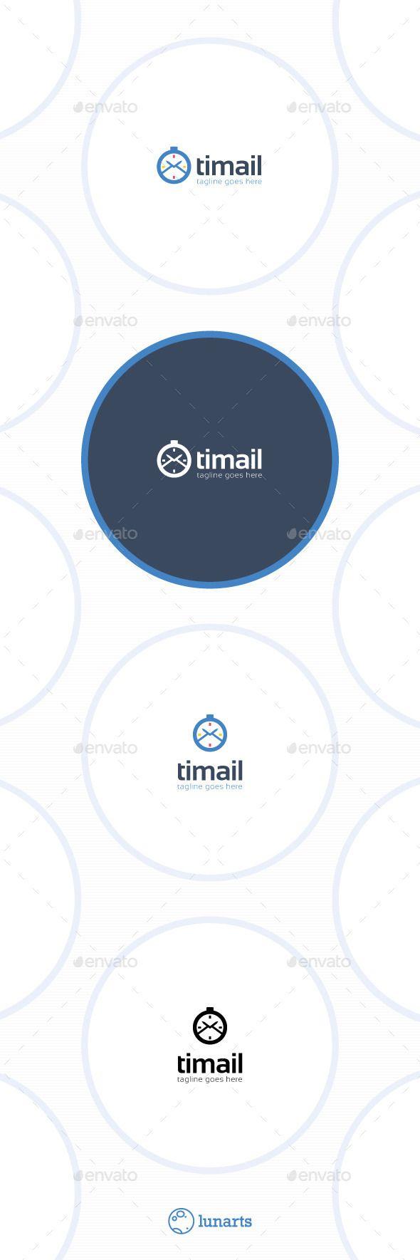 Time Mail Logo