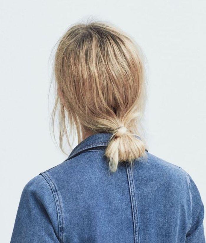 1001 + tutos et idées pour faire un chignon facile et rapide | Easy bun, How to look pretty ...