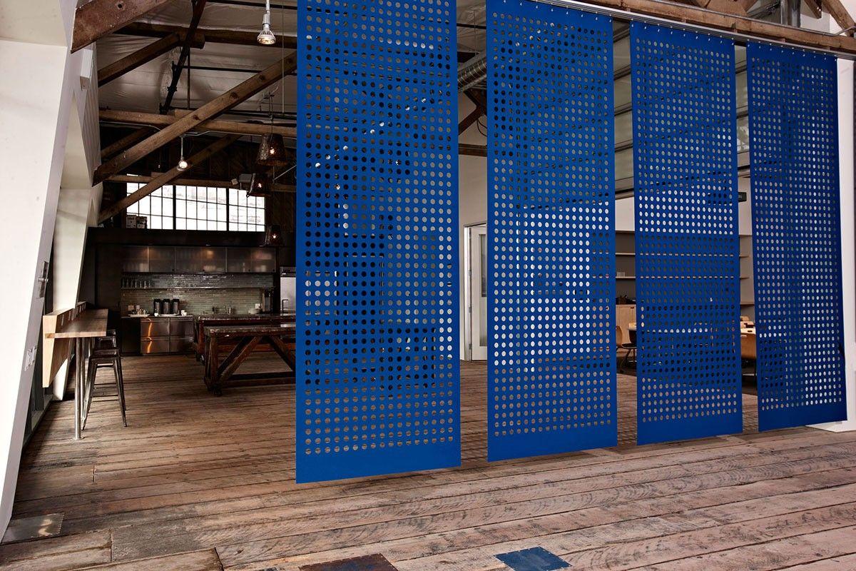 Custom Hanging Felt Panels | Walls | Pinterest | Felting, Divider ...
