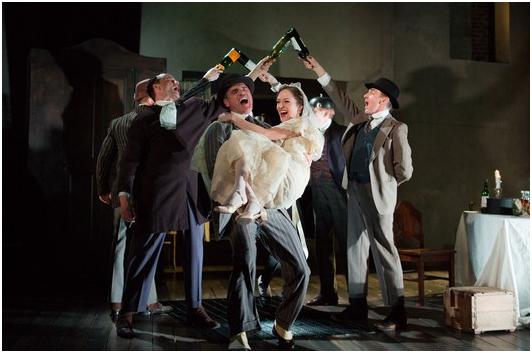 The Threepenny Opera Theaterscene Net The Threepenny Opera Laura Osnes Opera