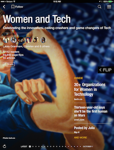 The Week in Review: Women Take Center Stage | Inside Flipboard
