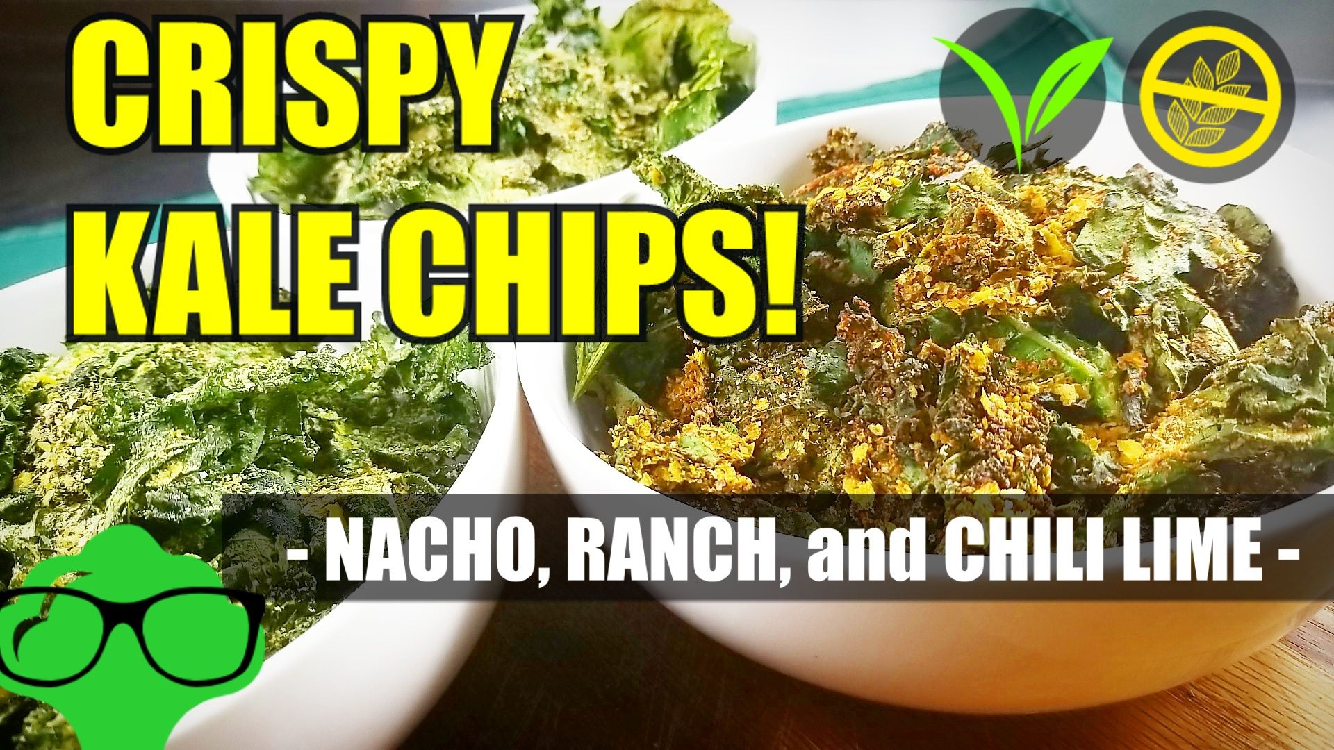 Flavored Crispy Kale Chips From The Oven In 2020 Kale Chips Chili Lime Kale Chip Recipes