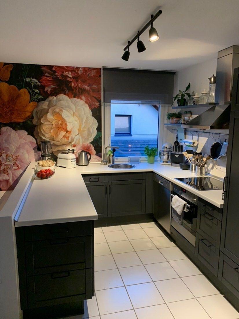küche in oskar 030 in 2020   kreidefarbe, möbel